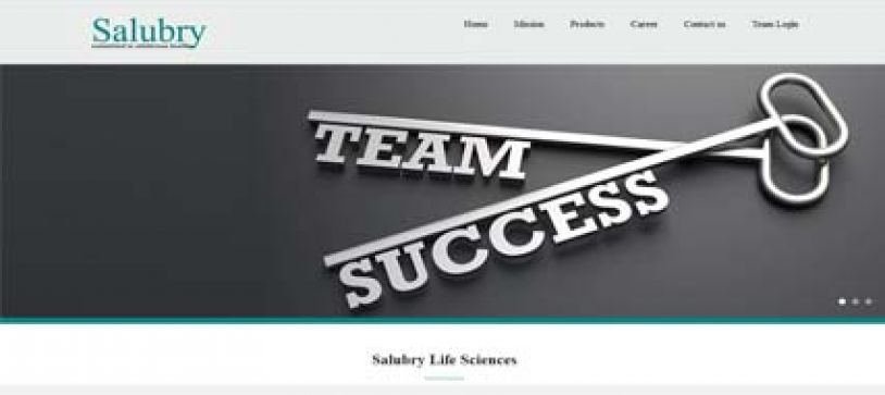Salubry Life Sciences
